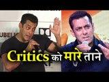 "Salman Khan Taunts Critics, Said, ""Tubelight is an Emotional Film"""