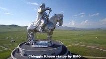 La estatua ecuestre más grande del mundo, ¿quién es?