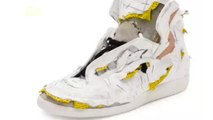 Neiman Marcus is Now Selling $1,425 Torn and Dirty Sneakers