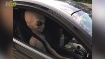Yes, That Was an Alien That Police in Georgia Pulled Over!