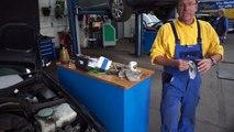 1 Tag in Holgers Werkstatt - Teil 5 | Hört das Ruckeln nach dem Getriebeölwechsel auf?