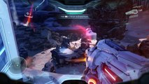Halo 5 Guardians Walkthrough Gameplay Part 1 - Cortana - Campaign Mission 1 (Xbox One)
