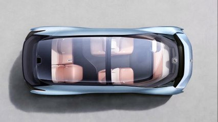 NIO EVE Autonomous Electric Concept Car