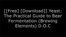 [l4Hc7.[F.r.e.e] [D.o.w.n.l.o.a.d] [R.e.a.d]] Yeast: The Practical Guide to Beer Fermentation (Brewing Elements) by Chris White, Jamil Zainasheff [K.I.N.D.L.E]