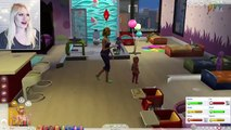 Lets Play The Sims 4 - WOOHOO w/SIMS VAMPIRE QUEEN!! (The