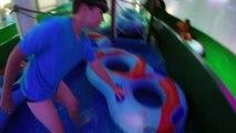 VLOG - Toboggans Aquatiques en Folie à Aquaboulevard - Parc Aquatique à Paris - 2/2
