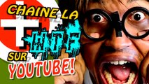 bande annonce humour : MA CHAINE YOUTUBE WTF !