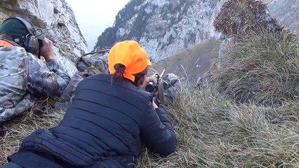 Stage jeunes chasseurs dans le massif des Bauges