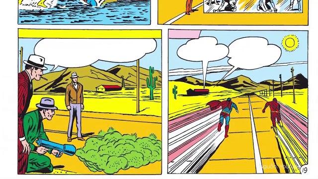 """Superman và The Flash: Ai là """"vua tốc độ"""" trong vũ trụ DC?"""