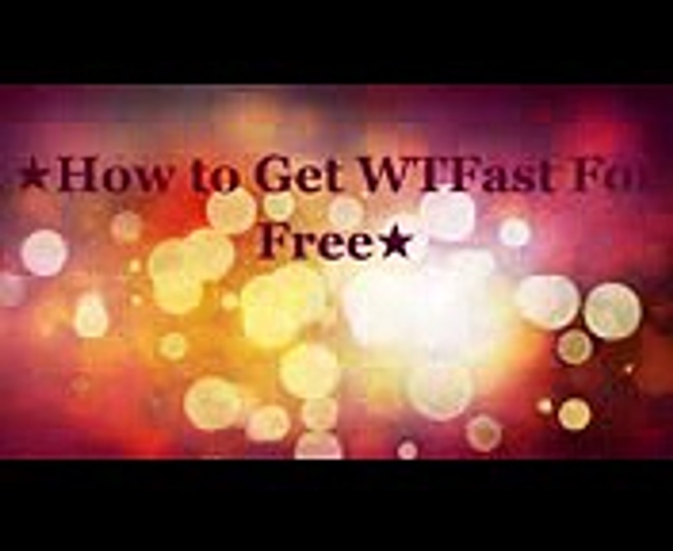★WTFAST KEY FOR FREE! [TRIAL RESET 2017] [ALTERNATIVE ACTIVATION KEY]★