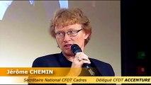 19ème Rencontre: Espaces de travail et organisation du travail Jérôme CHEMIN - CFDT
