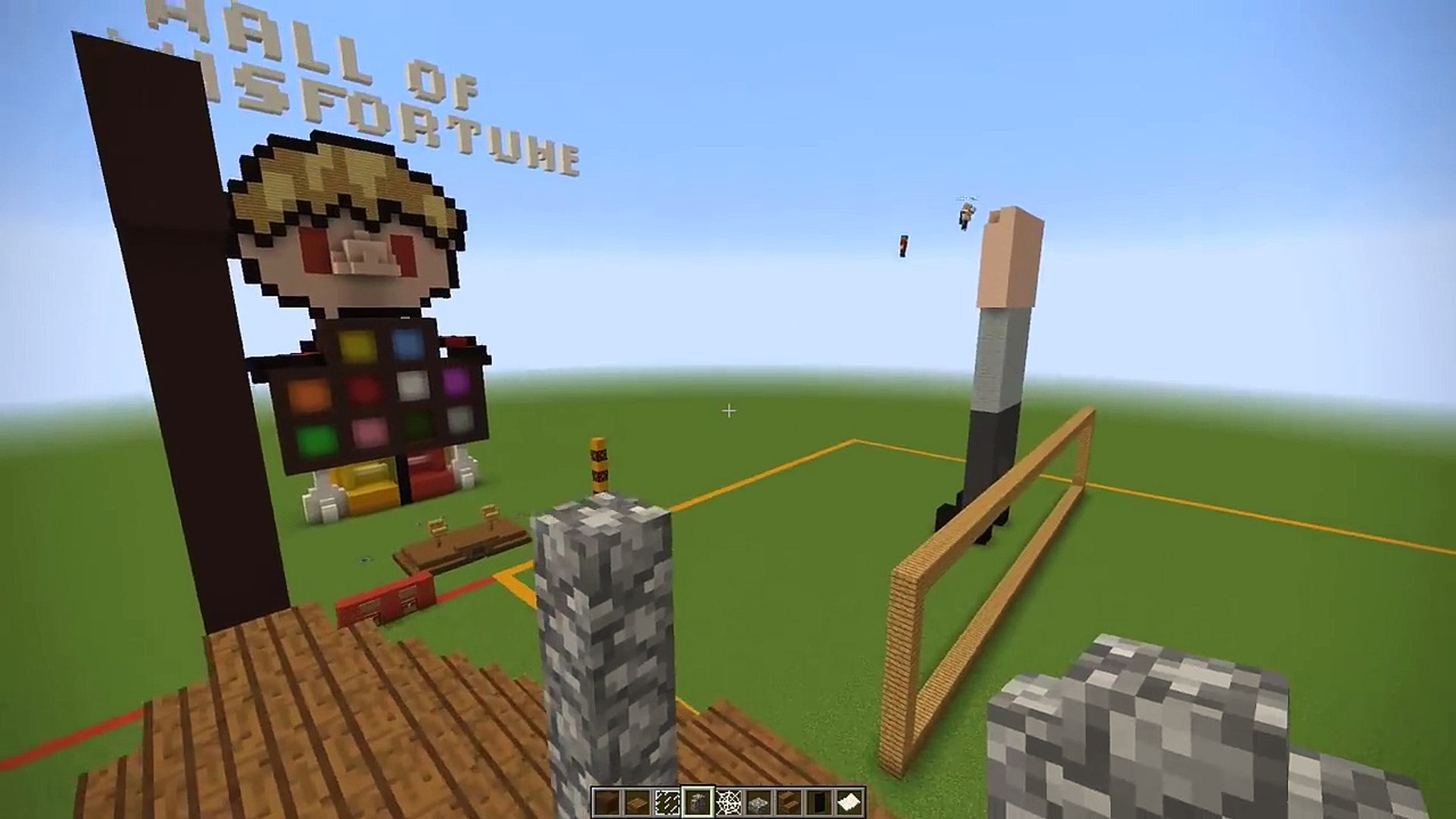 Npc Grian Does Minecraft Build Swap Video Dailymotion