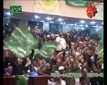 -Ubaid e Raza- Reciting kalam in the presence of... - Alhaj owais raza qadri ORQ
