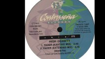 High Density - Fader (Extended Mix) (A2)