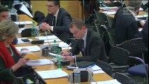 Examen en commission des Lois de la proposition de loi relative à la compétence GEMAPI le 22 novembre 2017