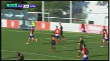 Navarro G. Goal HD - Atl. Madrid U19	2-0	AS Roma U19 22.11.2017