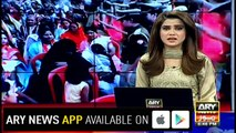 Muslim woman disgraced in India during rally