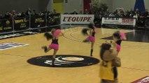 Les danseuses de Ouest Provence Basket ont la forme !