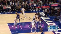 Ben Simmons, Stephen Curry and 1 other  Game Highlights from Philadelphia 76ers vs. Golden State Warriors