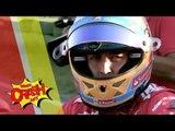 Alonso vs Raikkonen in German GP karting showdown!