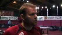 Assurer la 3ème place pour le club d'Istres Tennis de Table