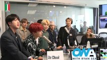 [SUB ITA] 171117 BTS Full Interview With Ryan|On Air with Ryan Seacrest