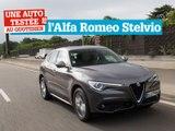 Une auto testée au quotidien : Alfa Romeo Stelvio (2017)
