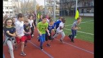 #SemaineLFM : grande course sous le signe de la coopération sportive au lycée français de Varsovie