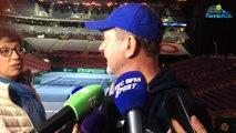 """Coupe Davis 2017 - FRA-BEL - Quand Tennis Actu décrypte le """"vrai/faux"""" discours de Loïc Courteau sur le double français"""