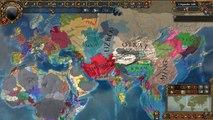 Europa Universalis IV Timelapse: Vanilla