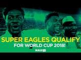 Nigeria Super Eagles qualify for 2018 FIFA World cup