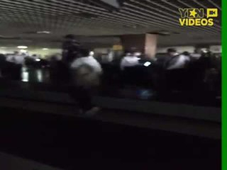 Power outage in Ghana airport