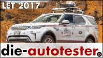 Land Rover Experience 2017: Im Land Rover Discovery quer durch Peru