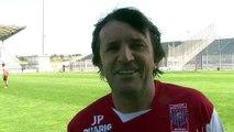 L'entraineur  du FC Istres José Pasqualetti estime que sa formation manque d'ambition