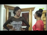 Yvonne Nelson Marks Her Territory
