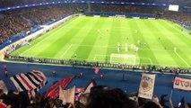 Le nouveau chant des ultras du PSG pour Cavani