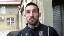 Julian Palmiéri restera Istréen jusqu'en juin