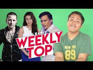 Kami Weekly Top: Noven Belleza, Chester Bennington, Despacito and much more!