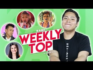 Kami Weekly Top: Jeric Raval, Angelica Hale, Despacito song and much more!