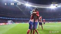 Antoine Griezmann Goal HD - Atletico Madrid 1-0 Roma 22.11.2017