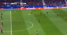 Kevin Gameiro Goal HD - Atl. Madrid 2-0 AS Roma 22.11.2017