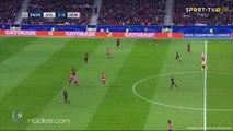 Kevin Gameiro Goal vs Roma (2-0)