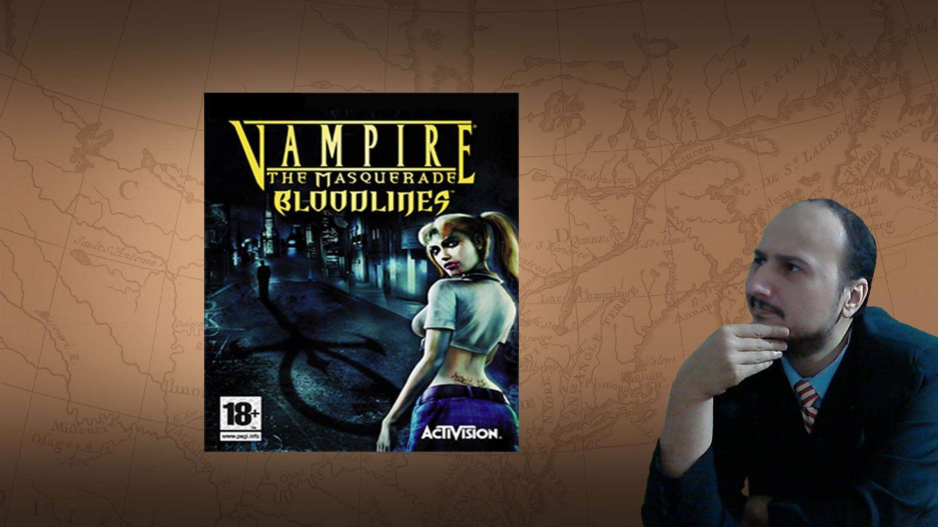 Gaming History: Vampire The Masquerade Bloodlines