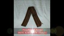 IKAT KEPALA KERENNN!!! +62 878-8287-6974 Jual Kain Tenun | Tenun Ikat | Headband Toraja