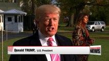 Trump backs Republican Senate nominee Roy Moore despite sexual assault allegations