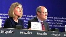 Press conference - Partnership Africa-EU