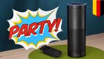 Amazon Alexa: Berpesta ketika majikan tidak ada - TomoNews