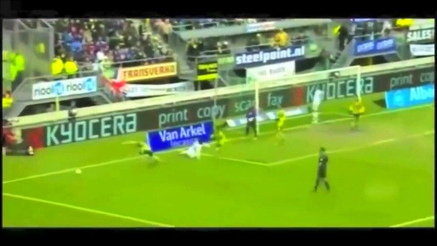 【サッカー】快速プレイヤー宮市亮がどれだけ速いか1発で分かる動画