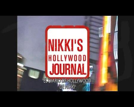 El Diario de Nikki Ziering BACK STAGE