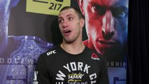 UFC 217: James Vick Wants To Fight Winner Of Pettis Vs. Poirier In Austin - MMA Fighting